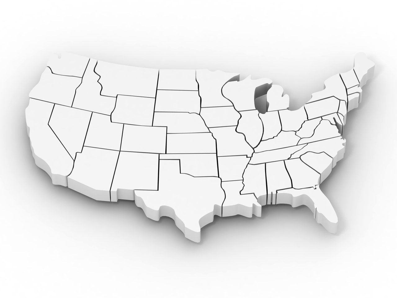 US Maps USA State Maps Map Usa Vector Google Images Best Ideas - Us map vector free