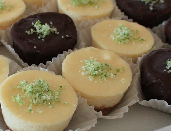 Delicious Desserts Charleston Wedding Cakes Mini Key