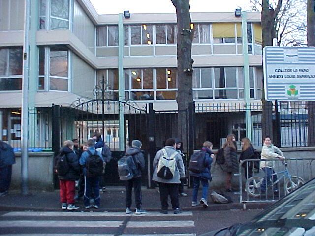 Collège Le Parc  AulnaysousBois  Visite virtuelle  Wixcom ~ College Aulnay Sous Bois