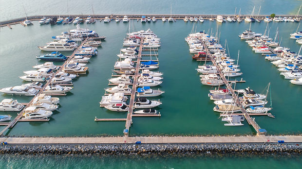 Pier-speedboat.-A-marina-lot.-This-is-us