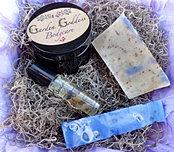 Lovely Lavender Organic Gift Basket