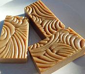 Vanilla Amber Fine Organic Vegan Soap
