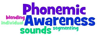 phonemic awareness development