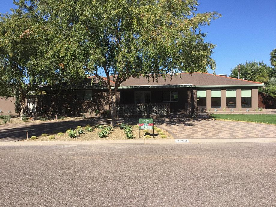 Phoenix Arizona Home Exterior Remodel General Contractor