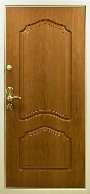 мдф со шпоном из натурального дерева двери металлические