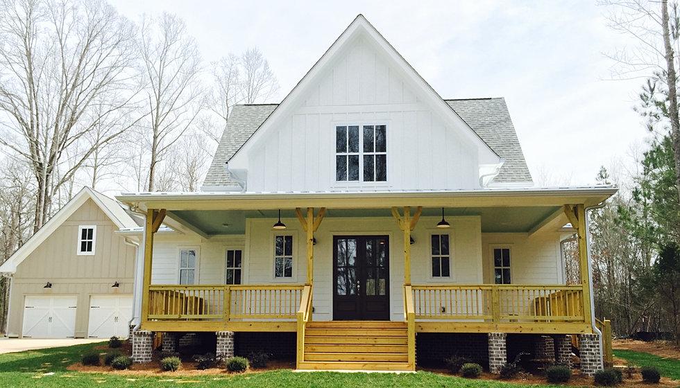 Lenoirconstruction: four gables house plan