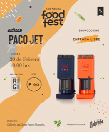 Food Fest, Pac Jet