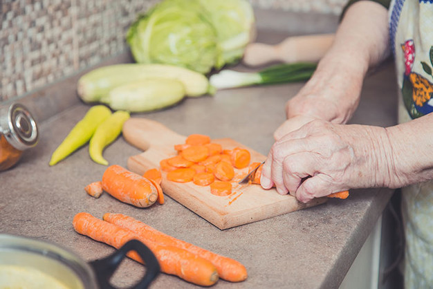 If Your Elderly Loved One Wants To Remain Independent In Their Home, You  May Have Some Concerns When It Comes To Their Safety In The Kitchen U2013 And  ...