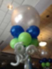 Jumbo Balloon Centerpiece