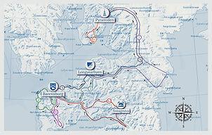 Тур в Арктику От Свльбарда до Груманта
