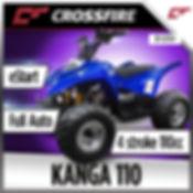 crossfire Kanga 110cc