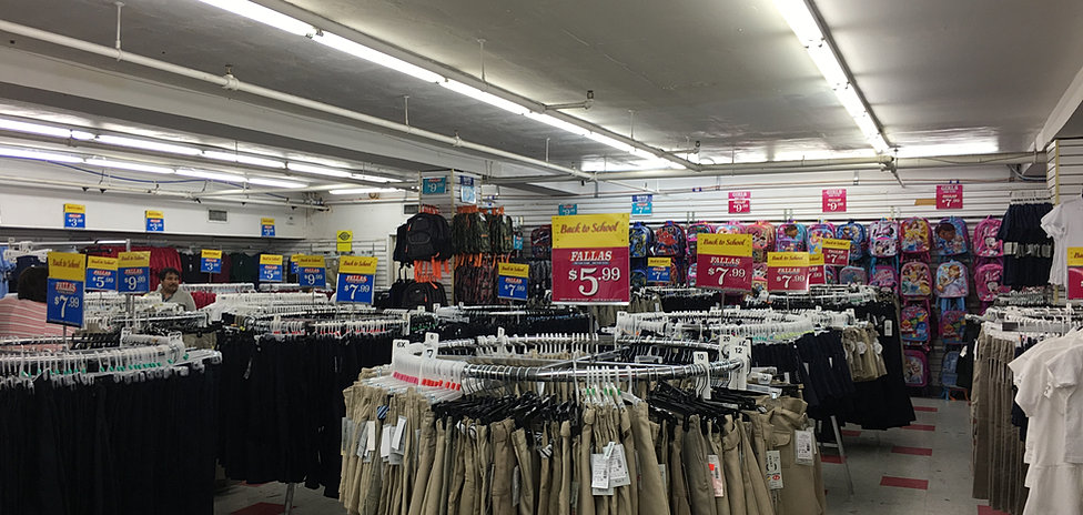 new balance discount store