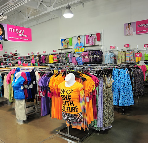 Clothing Stores In The S