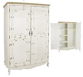 Mobili stile shabby chic provenzale e contry for Armadio stile shabby