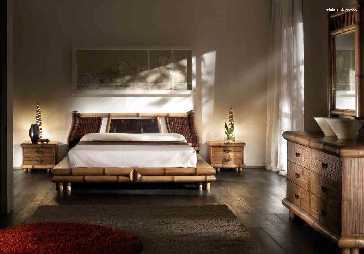 Grisoli arredamento etnico roma camera da letto tsu - Camere da letto usate roma ...