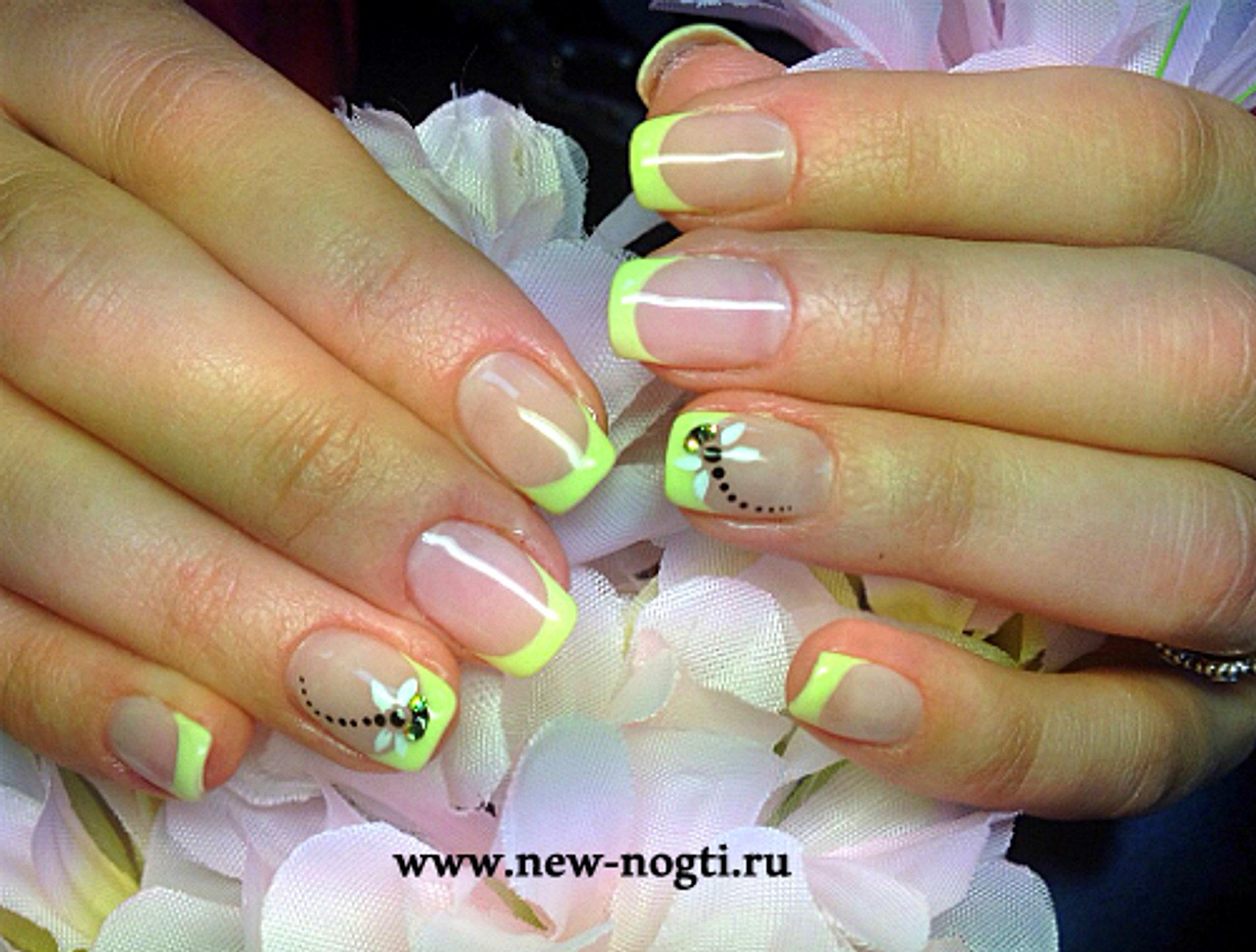 Нью ногти