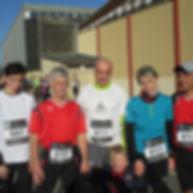 Amicale Laïque Aubière Jogging
