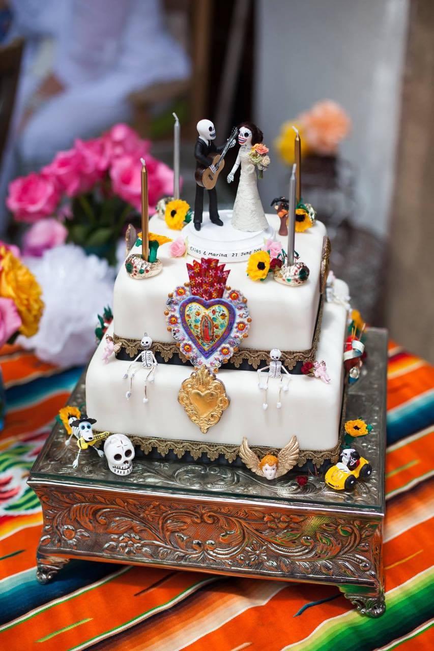 maggiesweddingcakes | Southwest & Dia de los Muertos