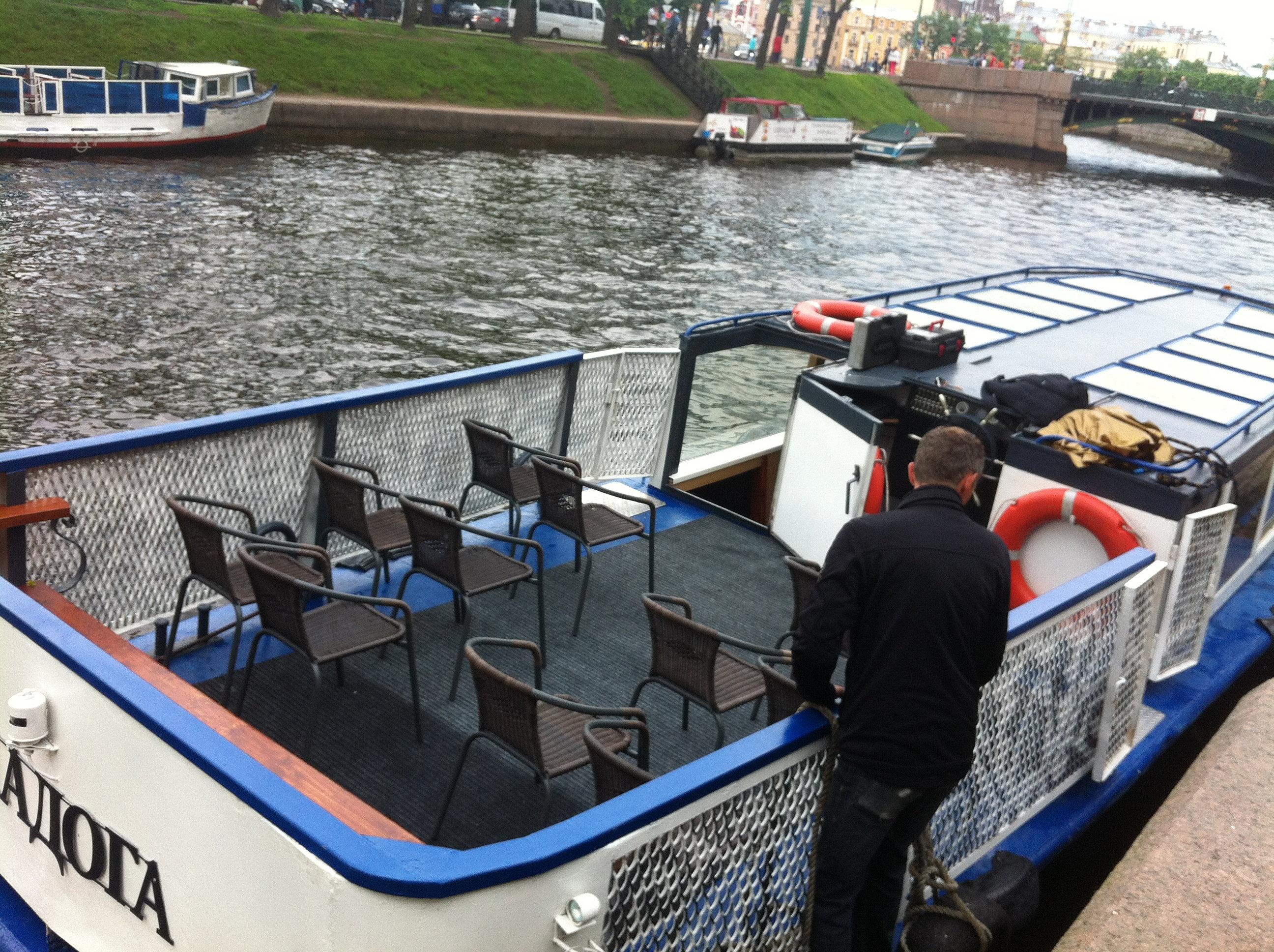 прокат лодок на ладоге