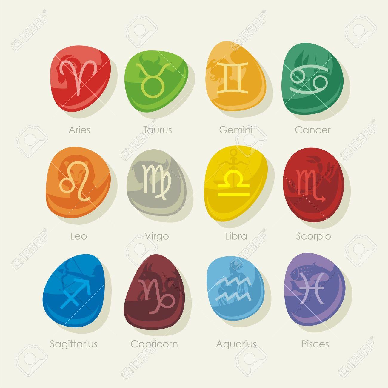 Image Gallery Leo Zodiac Sign Color