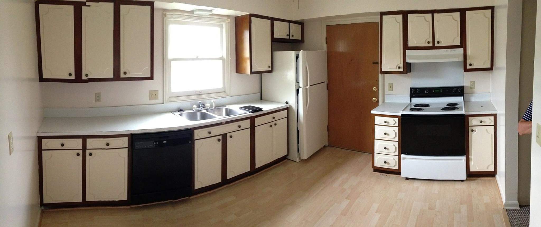 Apt Kitchen Lincoln Village Apartments Beckley Wv Unfurnished Apartments