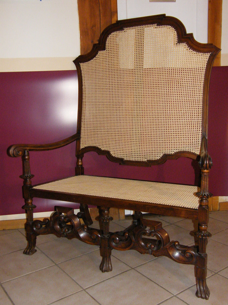 cannage yvelines versailles tarif cannage rempaillage pris chaise. Black Bedroom Furniture Sets. Home Design Ideas