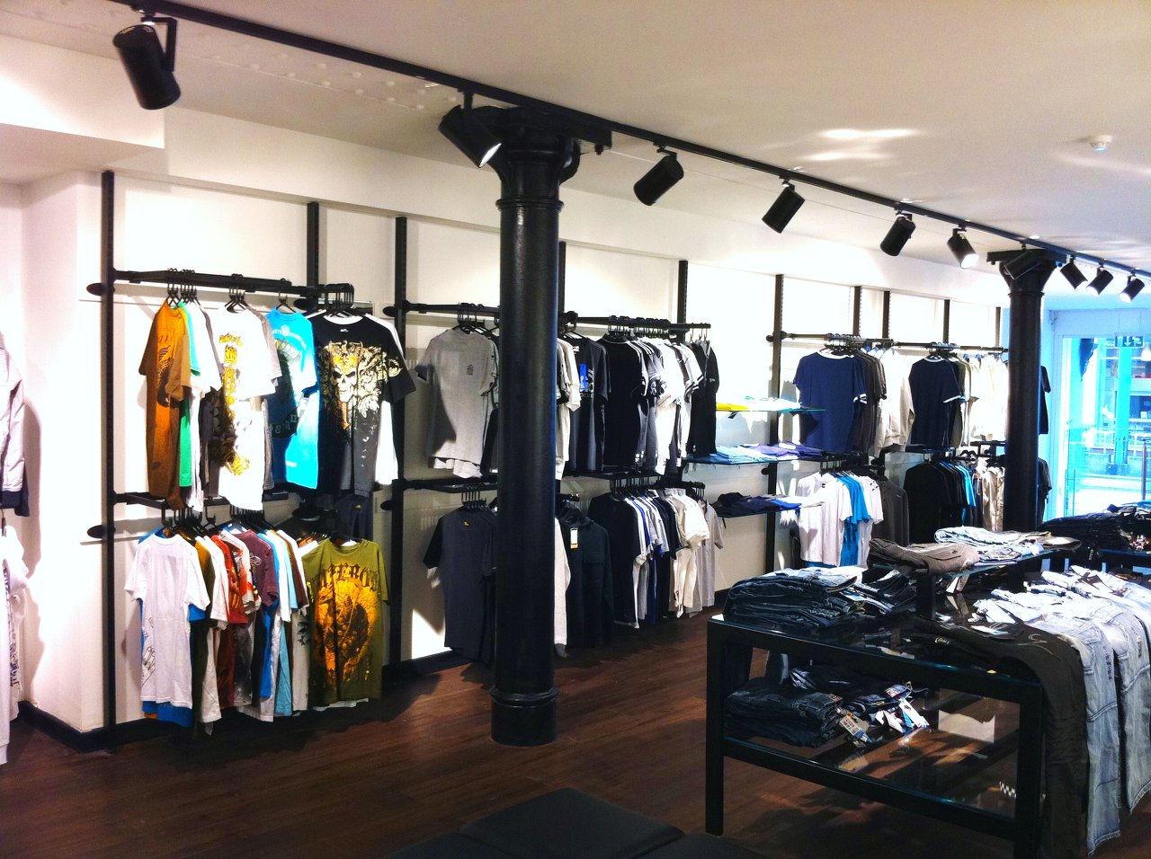 Shopfit Co Uk Streamline Shopfitting Ltd Professional