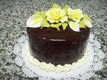 cake - choc