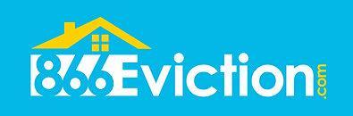 866 eviction logo
