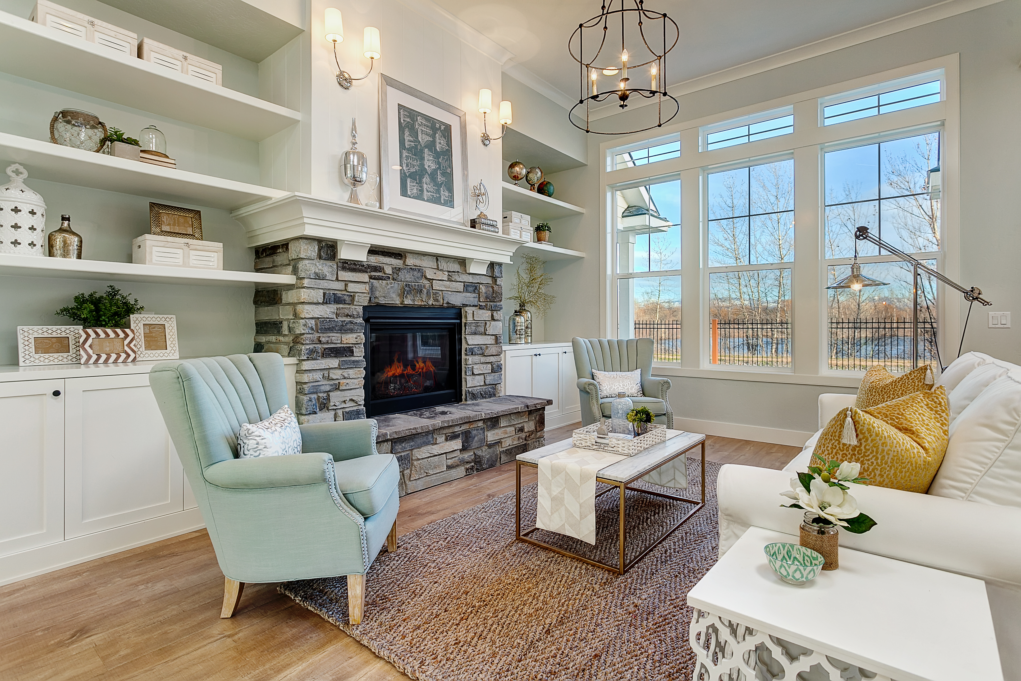 Clark and co homes the hampton for Design homes angela clark