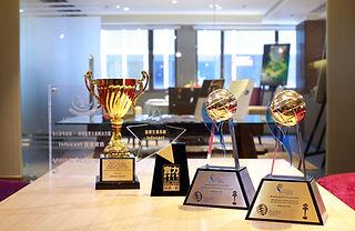 2015滙港資訊贏得獎項