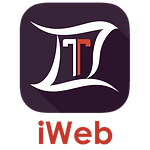 Infocast iWeb Logo