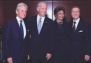Michael Douglas, Joe Biden