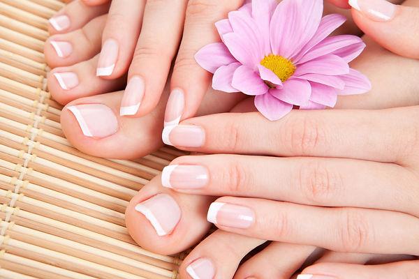Nails sans nail polish