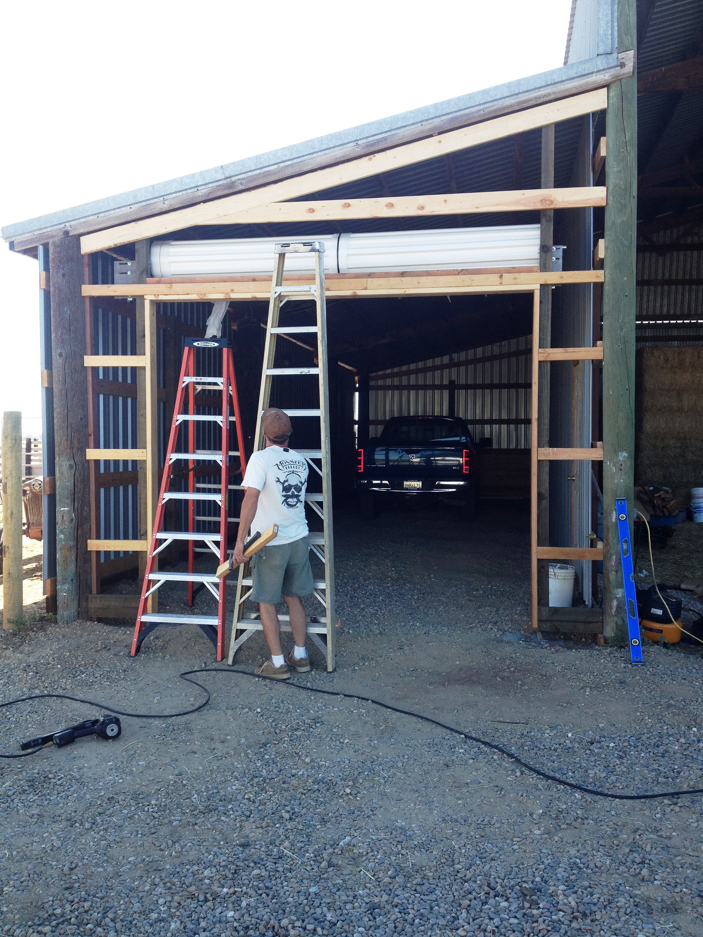 Garage addition for How to build an attached garage