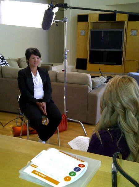 Sit-down with Yani Tseng