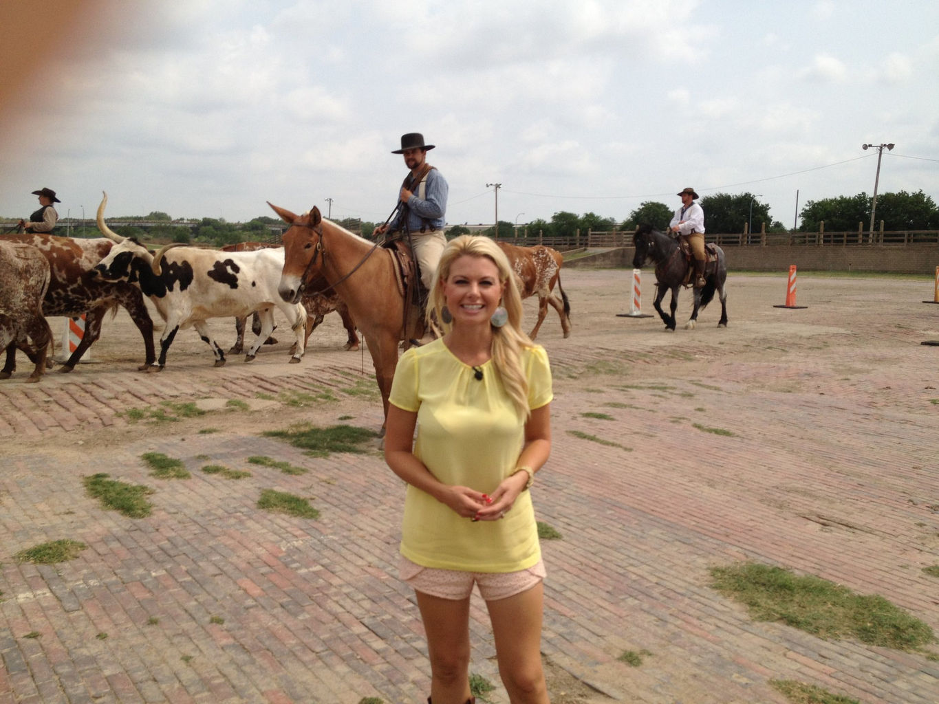 Touring Fort Worth GWTW