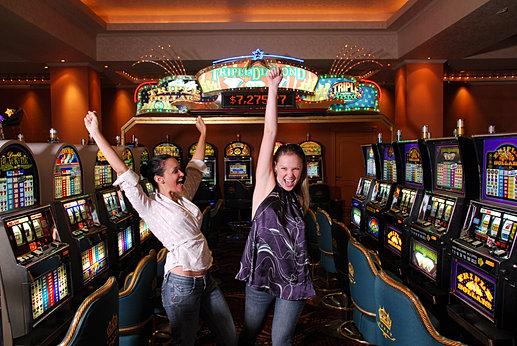 Casino Iguazú - Slots