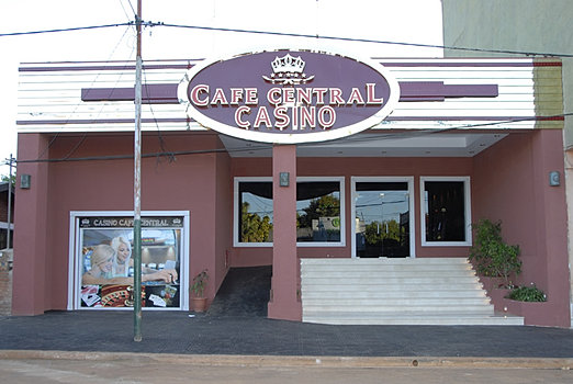 Cafe Central - Entrada