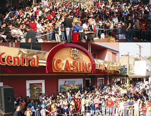 Café Central - Festejo