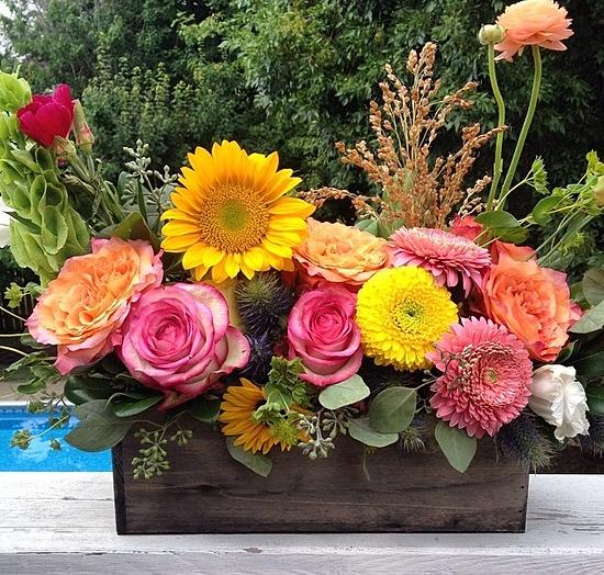 Wedding Flowers Lilydale : Floral arrangements