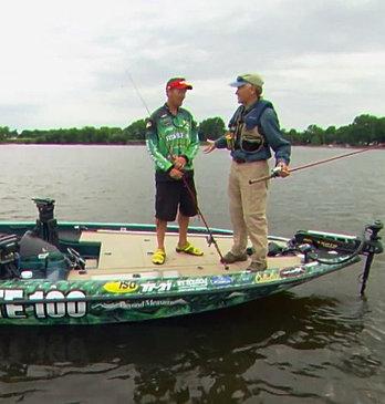 Wisconsin fishing guide waupaca wisconsin for Wisconsin fishing guides