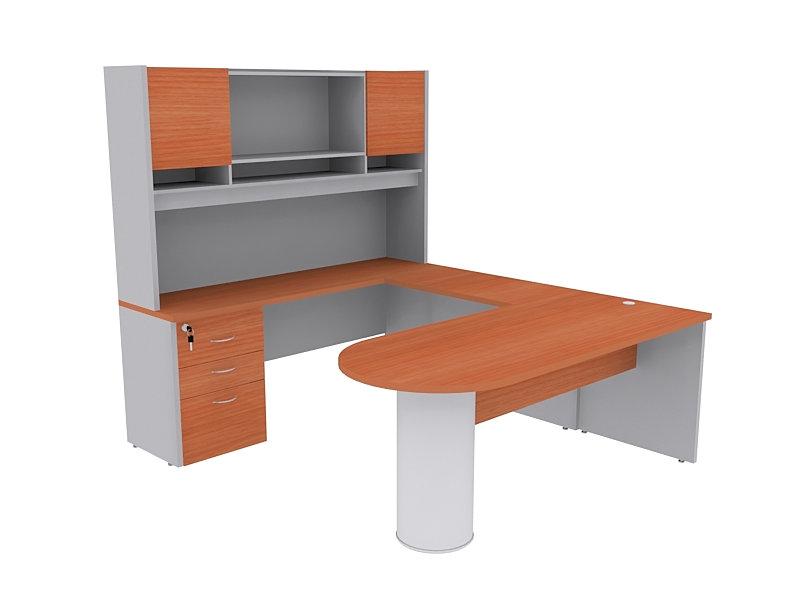 Fabrica de muebles para oficinas conjunto ejecutivo for Conjunto muebles oficina