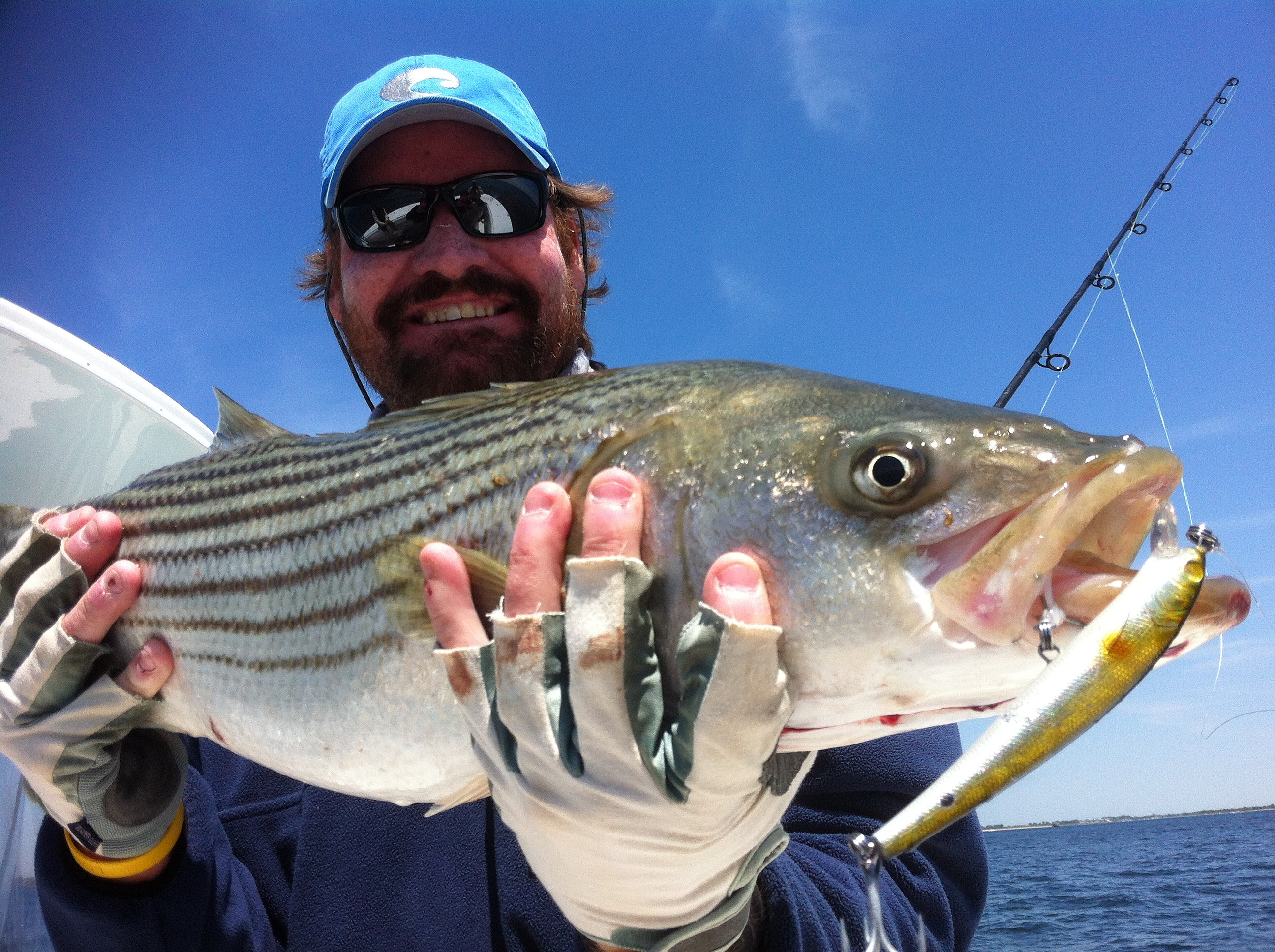 Fishing charters for new york city light tackle fishing for New york fishing trips