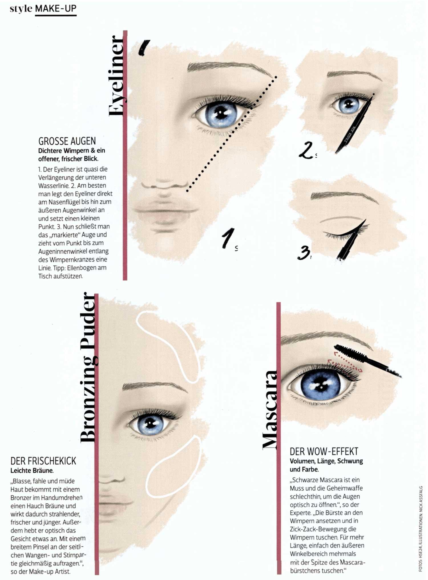 Berühmt Das Auge Markiert Fotos - Menschliche Anatomie Bilder ...