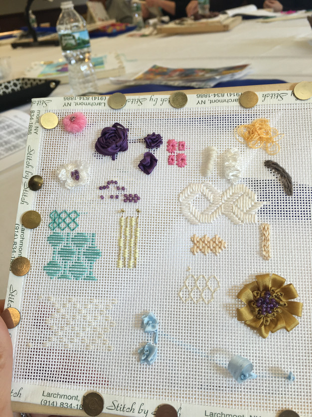 canvas needlepoint retreat