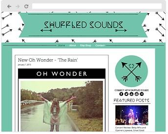 Shuffled Sounds