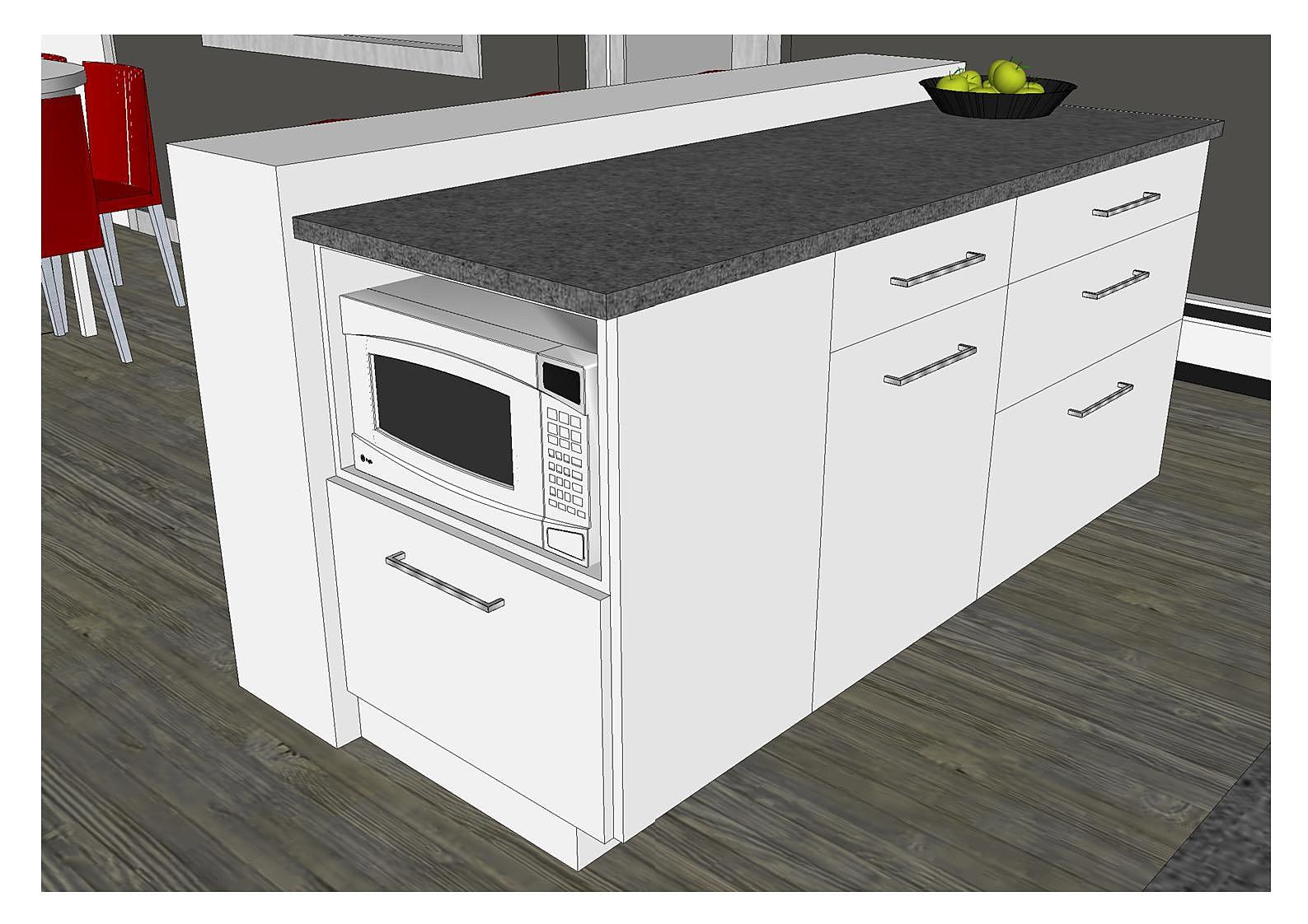 etagere cuisine. Black Bedroom Furniture Sets. Home Design Ideas
