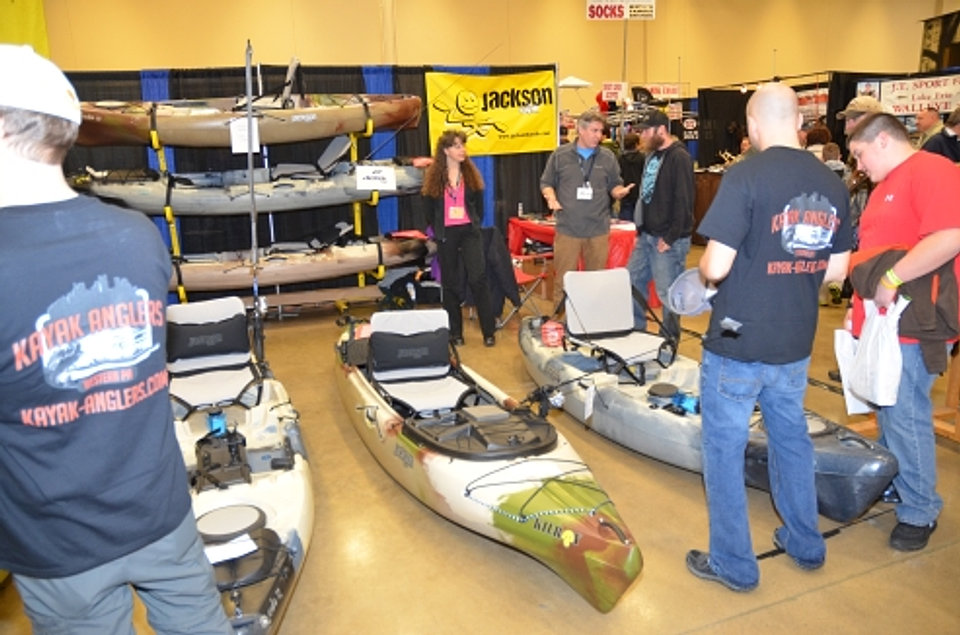 Monroeville hunting and fishing expo for Hunting and fishing show