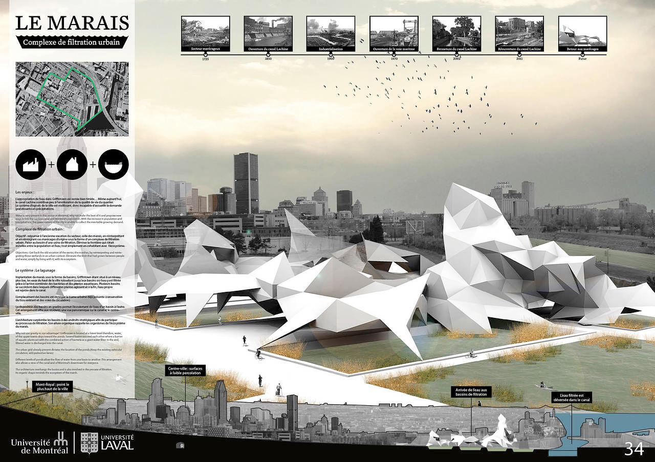 Portfoliopersonnel created by stevefortierevers based on marketing so - Planche concours architecture ...